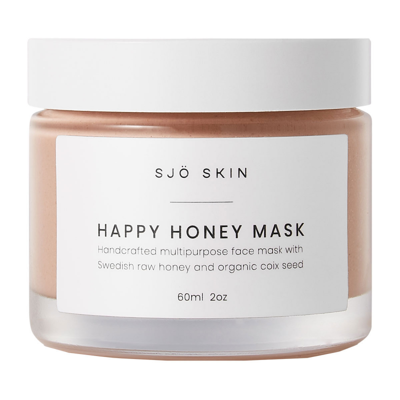 SJÖ SKIN Happy Honey Mask (60ml) ryhmässä Ihonhoito / Naamiot & hoitotiivisteet / Kasvonaamiot at Bangerhead.fi (B051085)