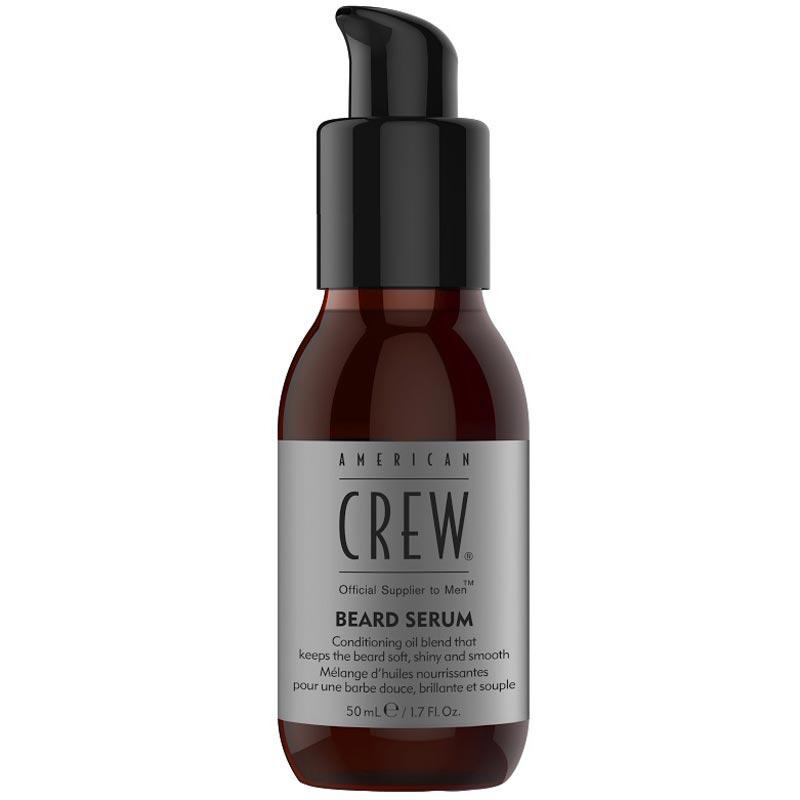 American Crew Beard Serum (50ml) i gruppen Man / Skäggprodukter / Skäggvård hos Bangerhead (B051164)