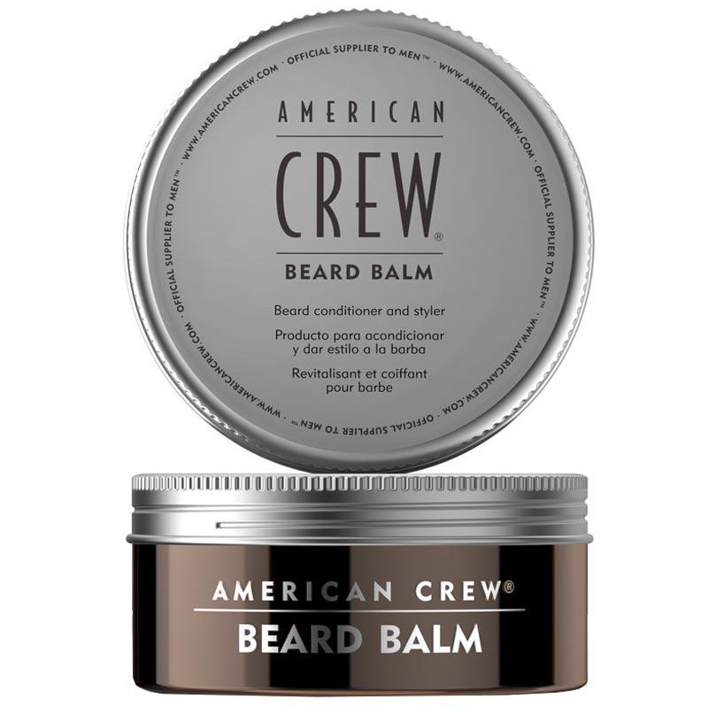 American Crew Beard Balm (50g) ryhmässä Miehet / Parranajo & grooming miehille / Partaöljyt & vahat miehille at Bangerhead.fi (B051166)