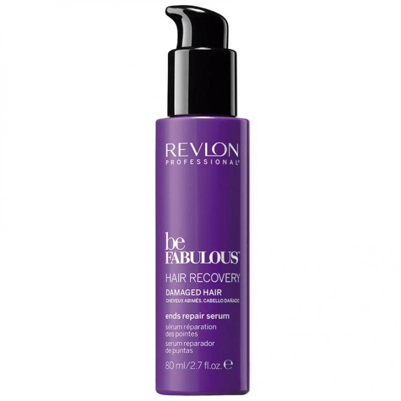 Revlon Professional Be Fabulous Recovery Ends Repair Serum (80ml) ryhmässä Hiustenhoito / Hiusnaamiot ja hoitotuotteet / Seerumit at Bangerhead.fi (B051206)
