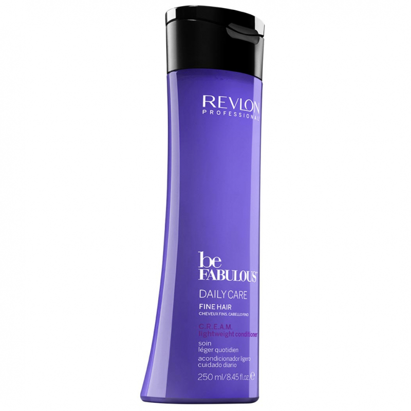 Revlon Professional Be Fabulous Fine Cream Conditiioner (250ml) ryhmässä Hiustenhoito / Shampoot & hoitoaineet / Hoitoaineet at Bangerhead.fi (B051208)