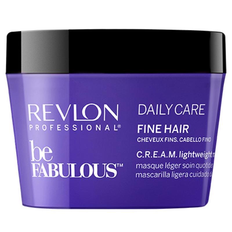 Revlon Professional Be Fabulous Fine Cream Mask (200ml) ryhmässä Hiustenhoito / Hiusnaamiot ja hoitotuotteet / Naamiot at Bangerhead.fi (B051209)