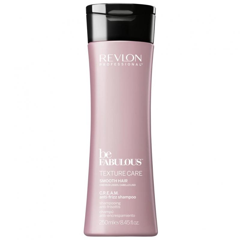 Revlon Professional Be Fabulous Smooth Shampoo (250ml) ryhmässä Hiustenhoito / Shampoot & hoitoaineet / Shampoot at Bangerhead.fi (B051212)