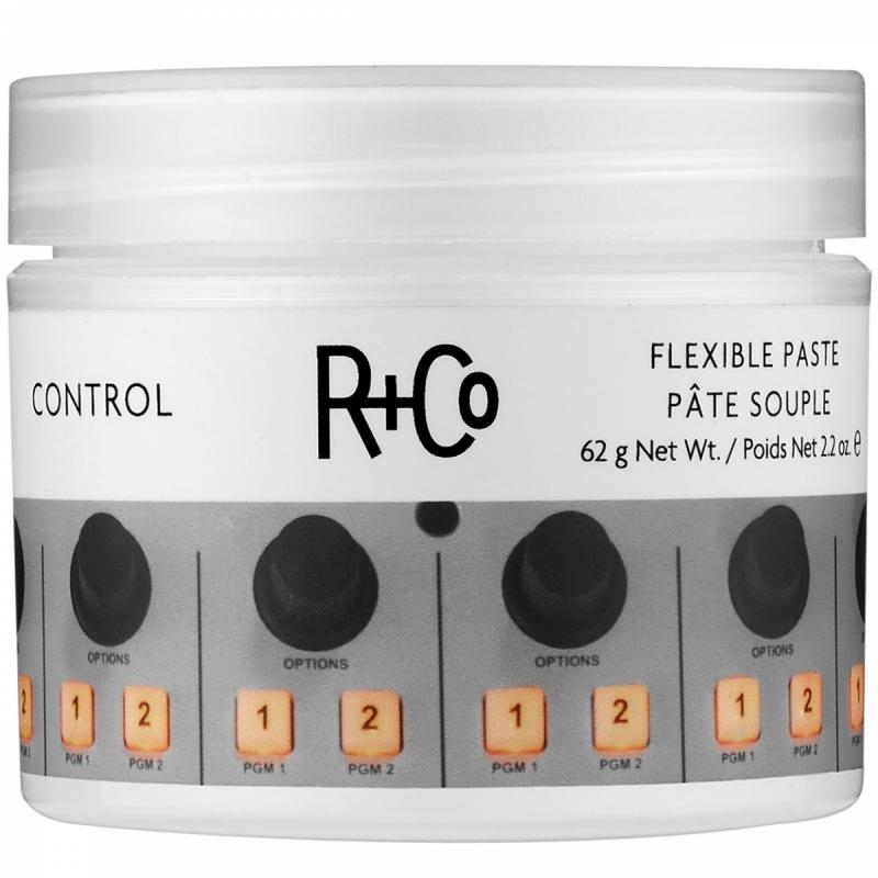 R+Co Control Flexible Paste (62g) i gruppen Hårpleie / Styling / Hårvoks & stylingpaste hos Bangerhead.no (B051276)
