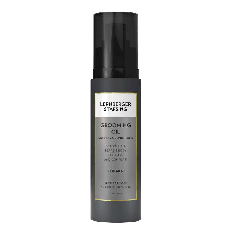 Lernberger Stafsing Mr Grooming Oil (50ml) ryhmässä Miehet / Parranajo & grooming miehille / Partaöljyt & vahat miehille at Bangerhead.fi (B051302)