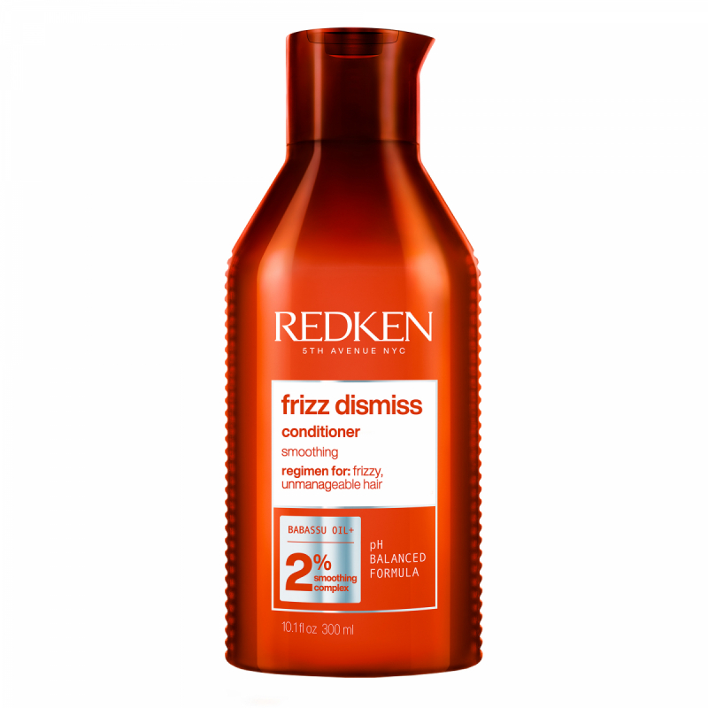 Redken Frizz Dismiss Conditioner (250ml) ryhmässä Hiustenhoito / Shampoot & hoitoaineet / Hoitoaineet at Bangerhead.fi (B051394)