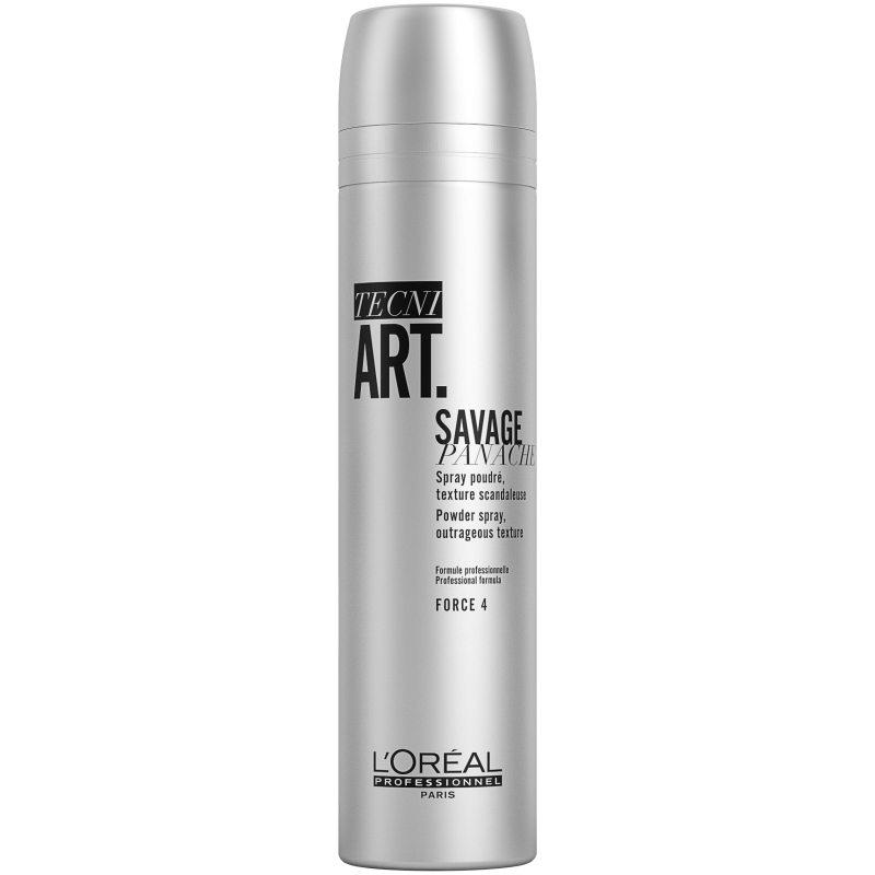 L'Oréal Professionnel Tecni Art Savage Panache (250ml) ryhmässä Hiustenhoito / Muotoilutuotteet / Hiuspuuteri at Bangerhead.fi (B051400)