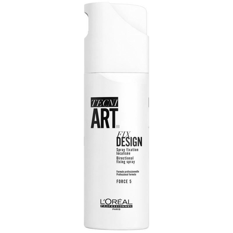 L'Oréal Professionnel Tecni Art Fix Design (200ml)  ryhmässä Hiustenhoito / Muotoilutuotteet / Hiuslakat at Bangerhead.fi (B051403)