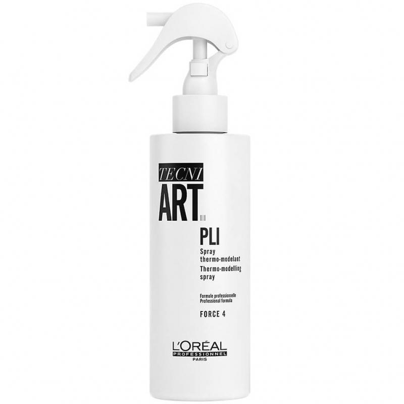 L'Oréal Professionnel Tecni Art Pli Shaper (190ml)  ryhmässä Hiustenhoito / Muotoilutuotteet / Lämpösuojat at Bangerhead.fi (B051407)