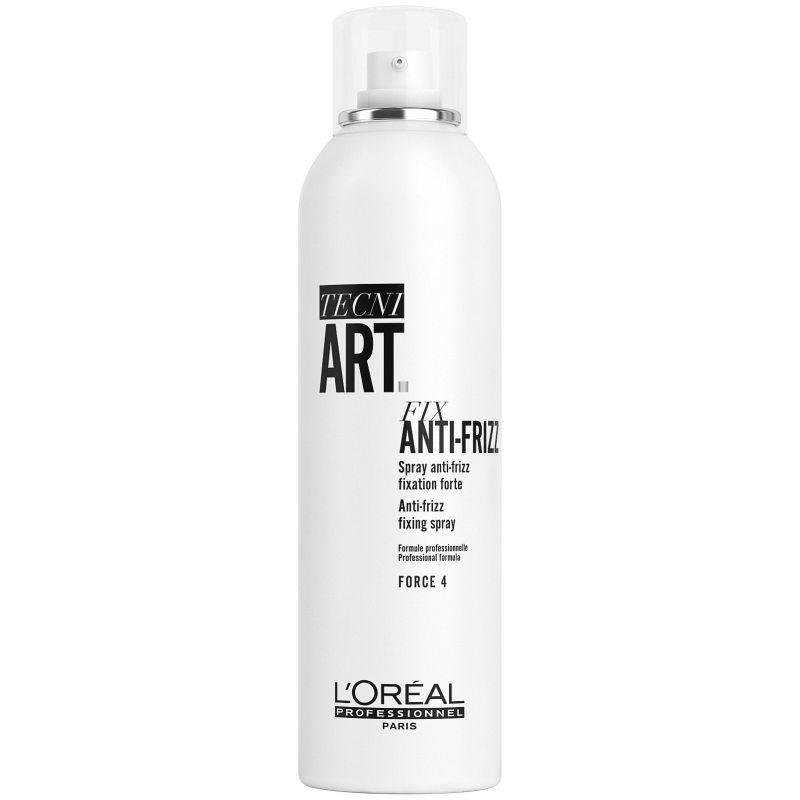 L'Oréal Professionnel Tecni Art Fix Anti Frizz (250ml) ryhmässä Hiustenhoito / Muotoilutuotteet / Viimeistelytuotteet at Bangerhead.fi (B051408)