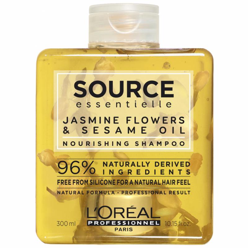 L'Oréal Professionnel Source Essentielle Nourishing Shampoo (300ml) ryhmässä Hiustenhoito / Shampoot & hoitoaineet / Shampoot at Bangerhead.fi (B051440)