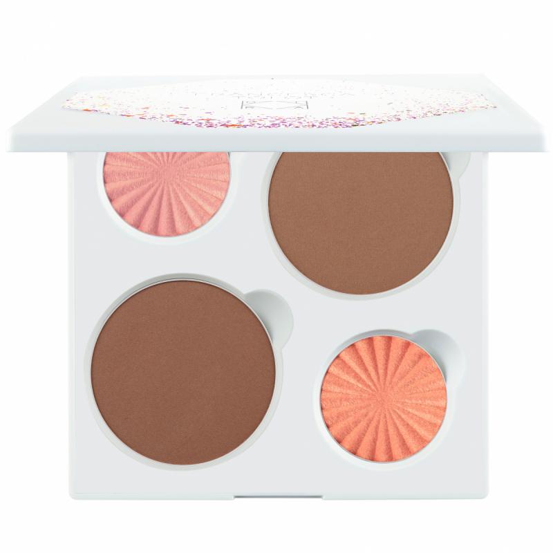 OFRA Cosmetics Gilded Palette i gruppen Makeup / Kinder / Ansiktspalett hos Bangerhead (B051503)