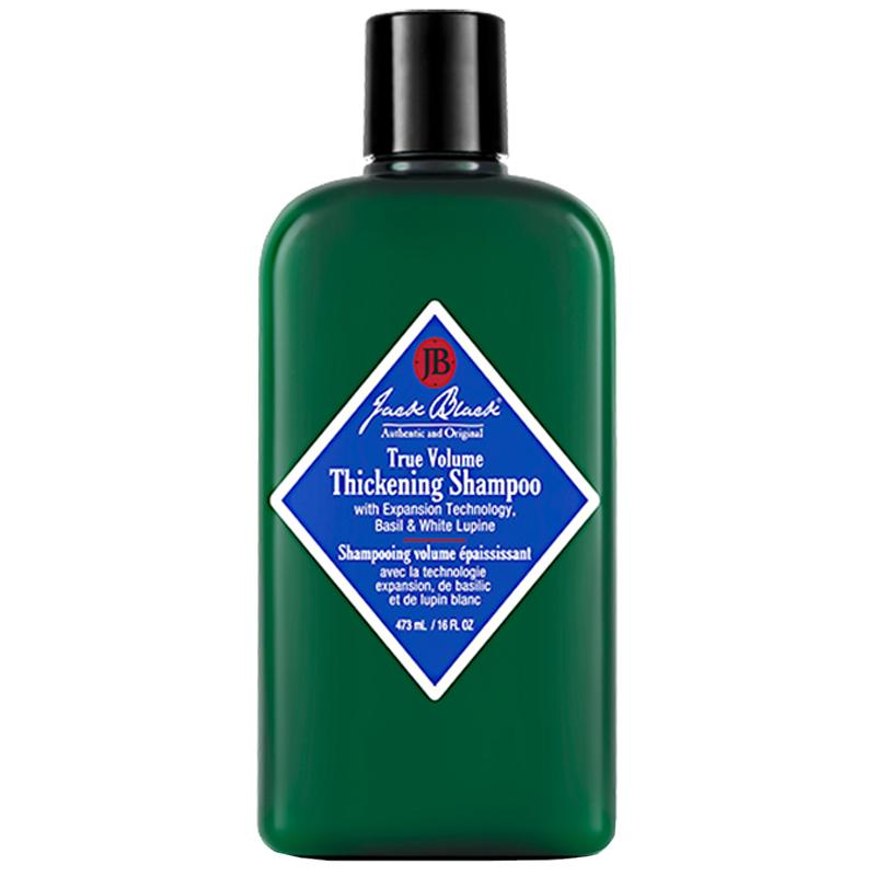 Jack Black True Volume Thickening Shampoo (473ml) ryhmässä Miehet / Hiustenhoito miehille / Shampoot miehille at Bangerhead.fi (B051568)