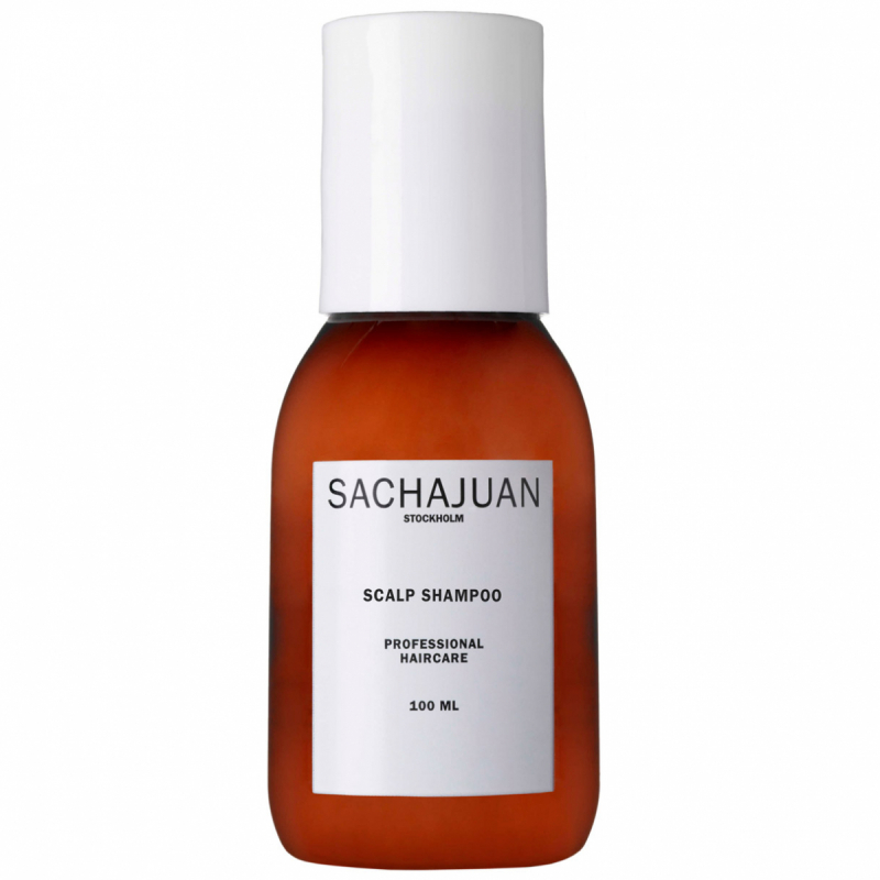 SACHAJUAN Scalp Shampoo (100ml) i gruppen Hårpleie / Hårkur & treatments / For hodebunn hos Bangerhead.no (B051588)