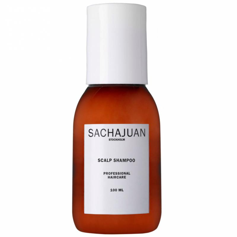 SACHAJUAN Scalp Shampoo (100ml) i gruppen Hårpleie / Hårkur & treatments / For hodebunn hos Bangerhead.no (B051588)