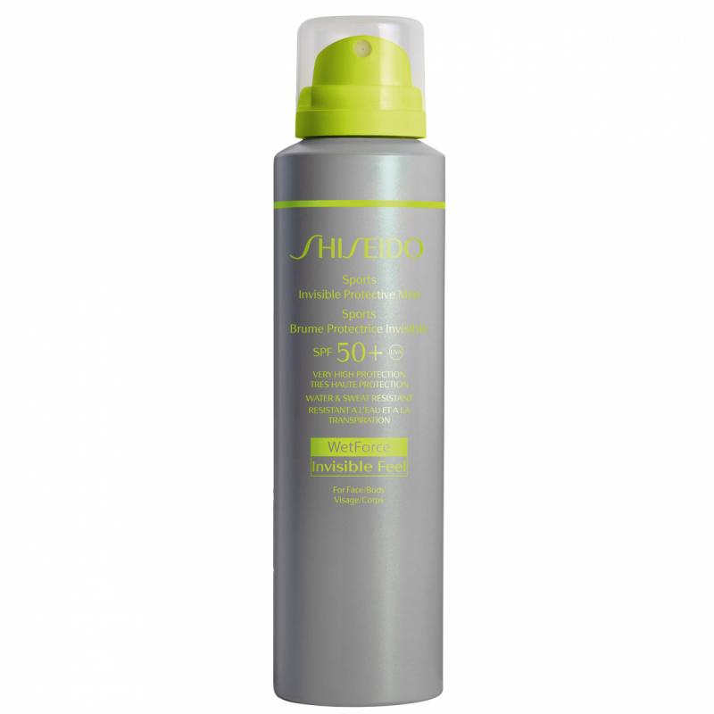 Shiseido Sun Protective Mist SPF50 (150ml) i gruppen Kroppspleie  / Sol & tan for kropp / Solfaktor hos Bangerhead.no (B051707)