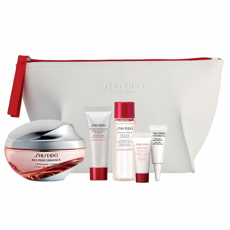 Shiseido Bio-Performance Skincare Kit i gruppen Hudpleie / Gaver og hudpleiesett / Gift sets hos Bangerhead.no (B051715)