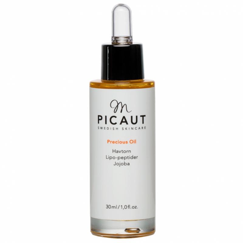 M Picaut Precious Oil (30ml) ryhmässä Ihonhoito / Kasvoseerumit & öljyt / Kasvoseerumit at Bangerhead.fi (B051731)