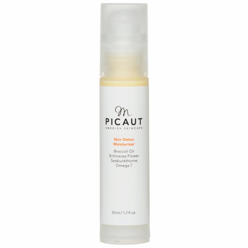 M Picaut Skin Detox Moisturiser (50ml) ryhmässä Ihonhoito / Kosteusvoiteet / Päivävoiteet at Bangerhead.fi (B051734)