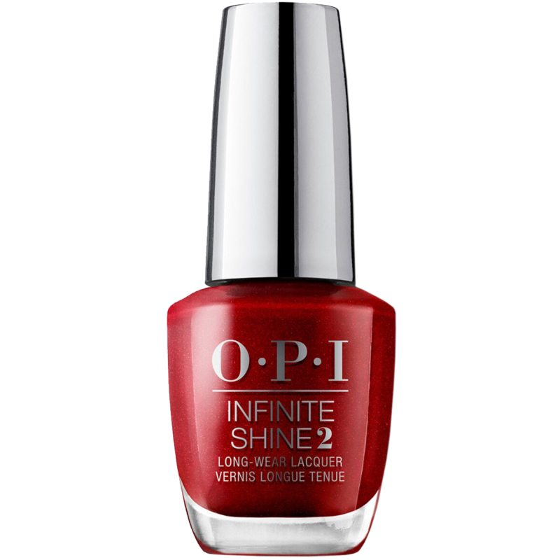 OPI Infinite Shine An Affair In Red Square ryhmässä Kynnet / Kynsilakat / Värilakat at Bangerhead.fi (B051805)