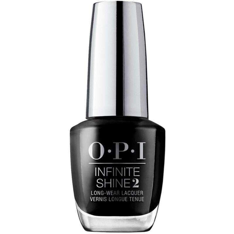 OPI Infinite Shine Black Onyx ryhmässä Kynnet / Kynsilakat / Värilakat at Bangerhead.fi (B051807)