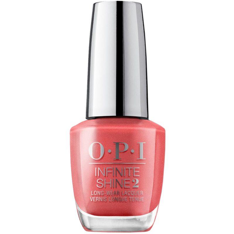 OPI Infinite Shine My Address Is