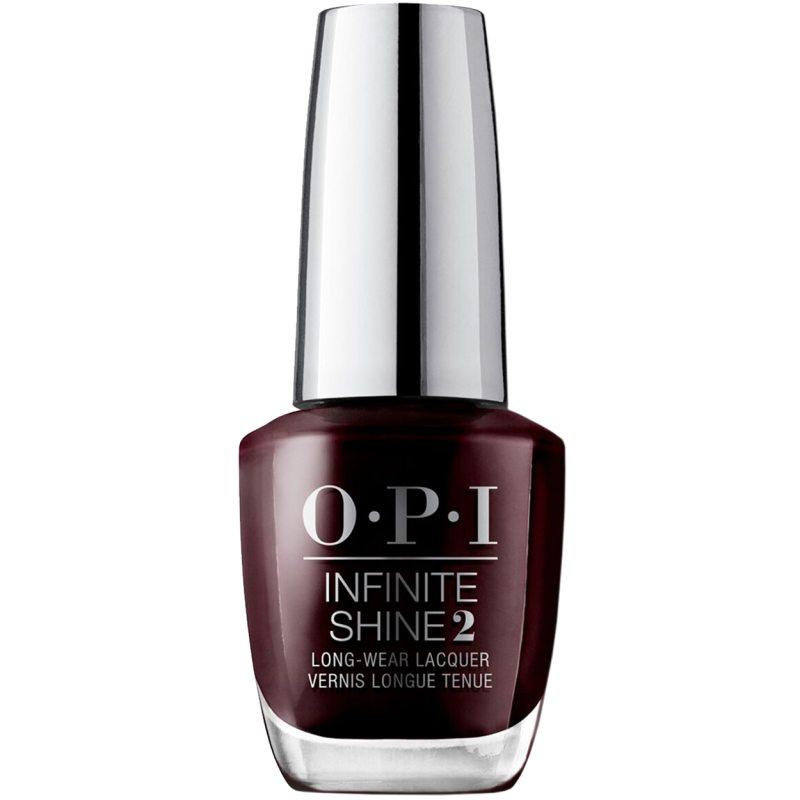 OPI Infinite Shine Stick To Your Burgundies ryhmässä Kynnet / Kynsilakat / Värilakat at Bangerhead.fi (B051837)
