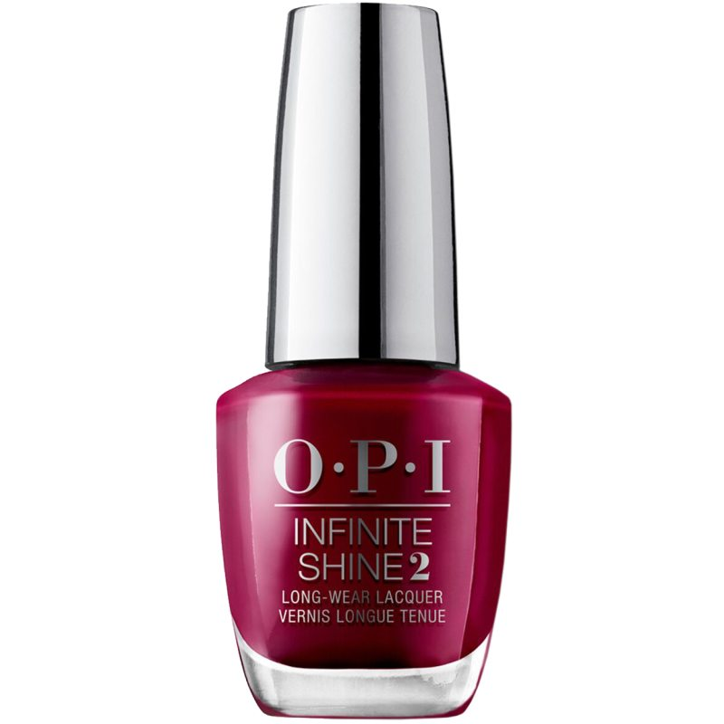 OPI Infinite Shine Berry On Forever ryhmässä Kynnet / Kynsilakat / Värilakat at Bangerhead.fi (B051841)