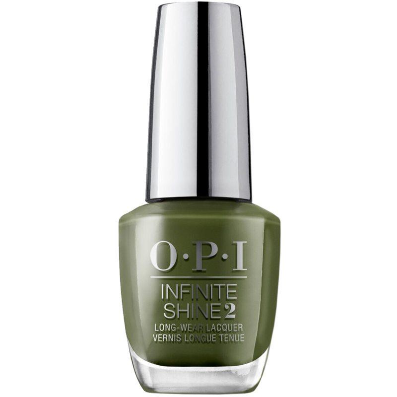 OPI Infinite Shine Olive For Green ryhmässä Kynnet / Kynsilakat / Värilakat at Bangerhead.fi (B051856)