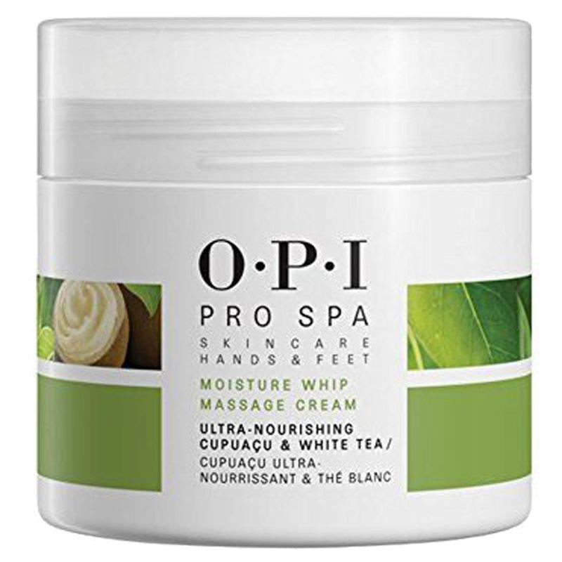 OPI Moisture Whip Massage Cream (118ml) ryhmässä Tuoksut / Tuoksukynttilät ja tuoksutikut / Hieronta & aromaterapia at Bangerhead.fi (B051899)