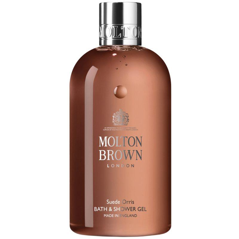 Molton Brown Suede Orris Body Wash (300ml) ryhmässä Vartalonhoito  / Vartalonpuhdistus & -kuorinta / Suihkusaippua at Bangerhead.fi (B051929)