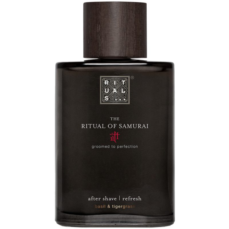 Rituals The Ritual of Samurai After Shave Refresh Gel (100ml) i gruppen Man / Rakning & grooming för män / After shave hos Bangerhead (B051957)