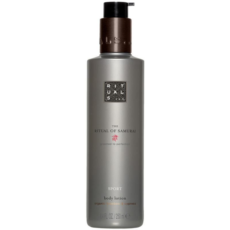 Rituals The Ritual of Samurai Body Lotion Sport (250ml) ryhmässä Editor's choice /  /  at Bangerhead.fi (B051962)