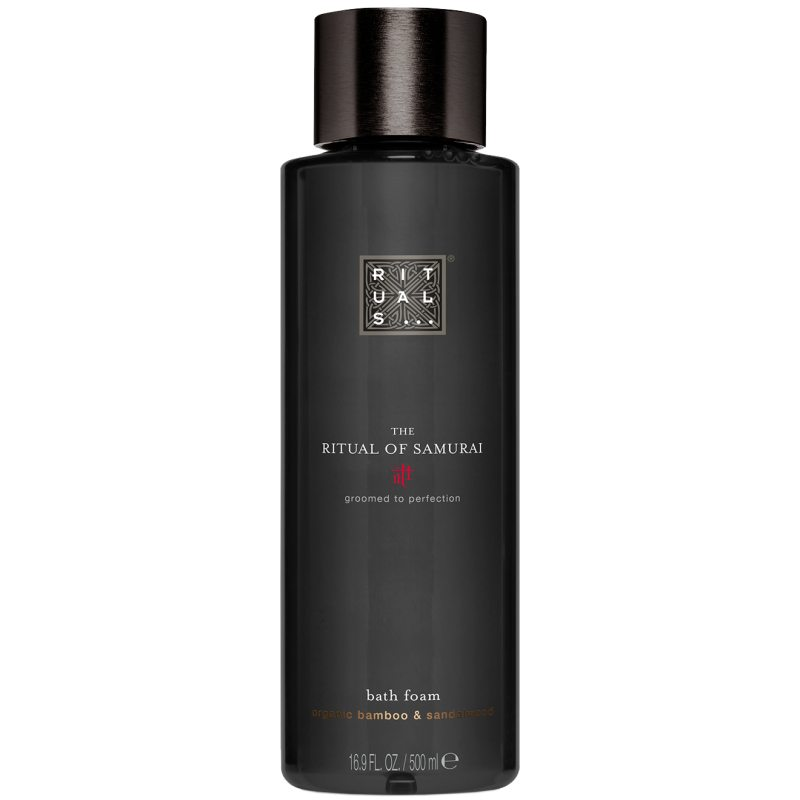 Rituals The Ritual of Samurai Bath Foam (500ml) ryhmässä Editor's choice /  /  at Bangerhead.fi (B051965)