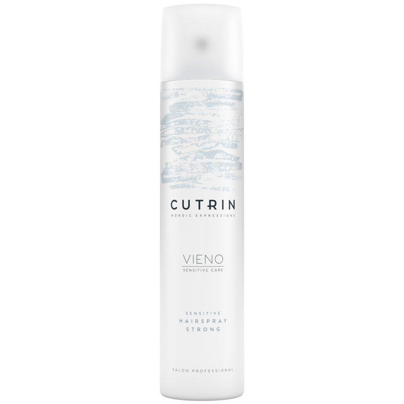 Cutrin Vieno Sensitive Hairspray Strong (300ml) i gruppen Hårvård / Styling / Hårspray hos Bangerhead (B052060)