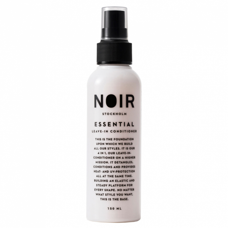 Noir Stockholm Essential Leave-in Conditioner (150ml) ryhmässä Hiustenhoito / Hoitoaineet / Leave-in-hoitoaineet at Bangerhead.fi (B052119)