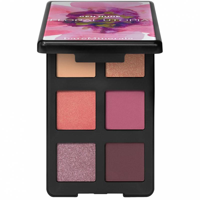 bareMinerals Floral Utopia Gen Nude Eyeshadow Palette Bouque i gruppen Makeup / Ögon / Ögonskuggspalett hos Bangerhead (B052223)