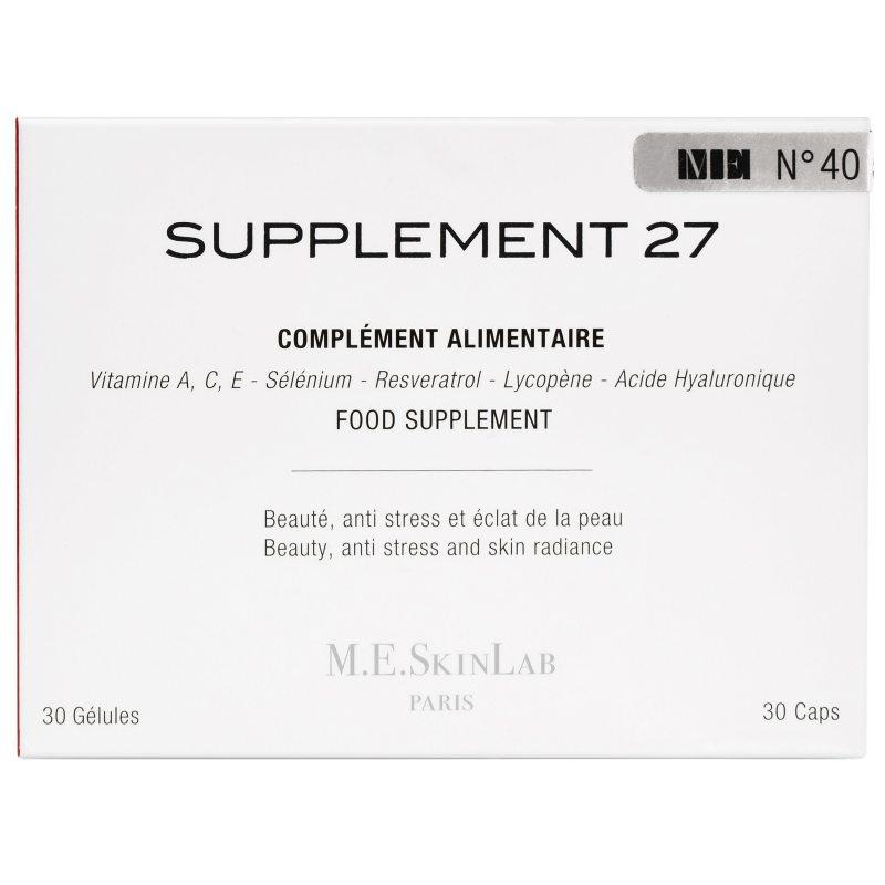 Cosmetics 27 Supplement 27 (30pcs)  ryhmässä Vartalonhoito & spa / Kauneusapteekki / Ravintolisät at Bangerhead.fi (B052231)