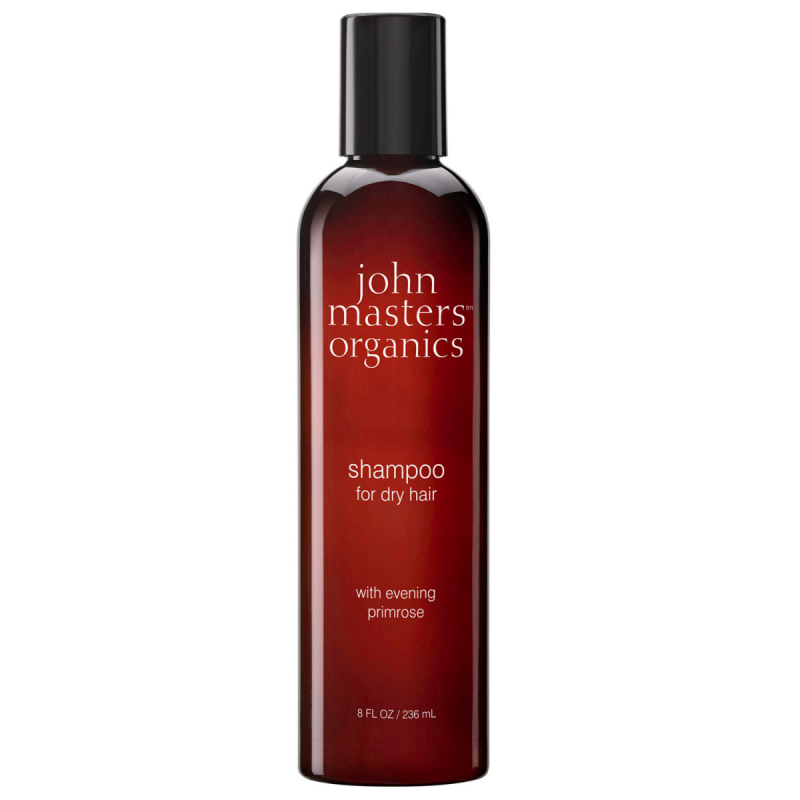 John Masters Shampoo For Dry Hair With Evening Primerose (236ml) ryhmässä Hiustenhoito / Shampoot & hoitoaineet / Shampoot at Bangerhead.fi (B052258)