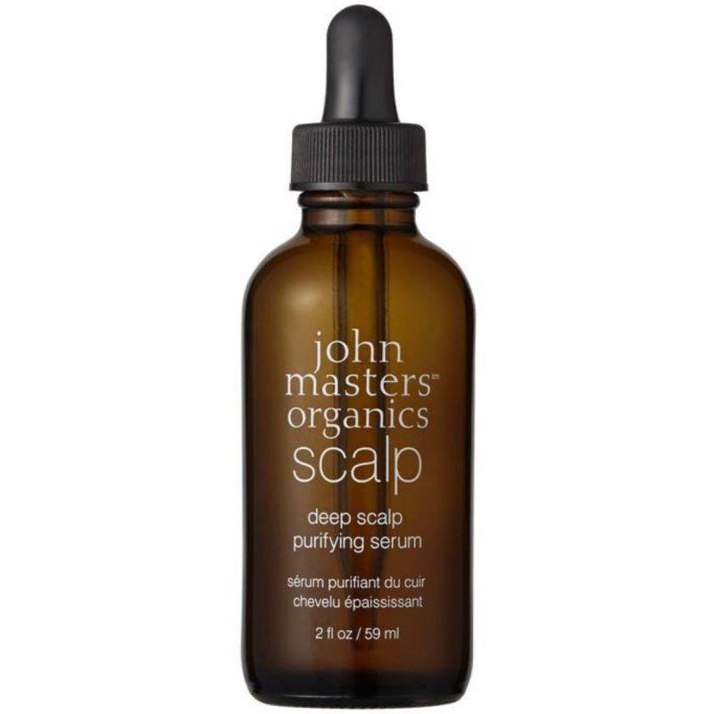 John Masters Deep Scalp Purifying Serum (59ml) i gruppen Hårvård / Inpackning & treatments / Hårserum hos Bangerhead (B052267)