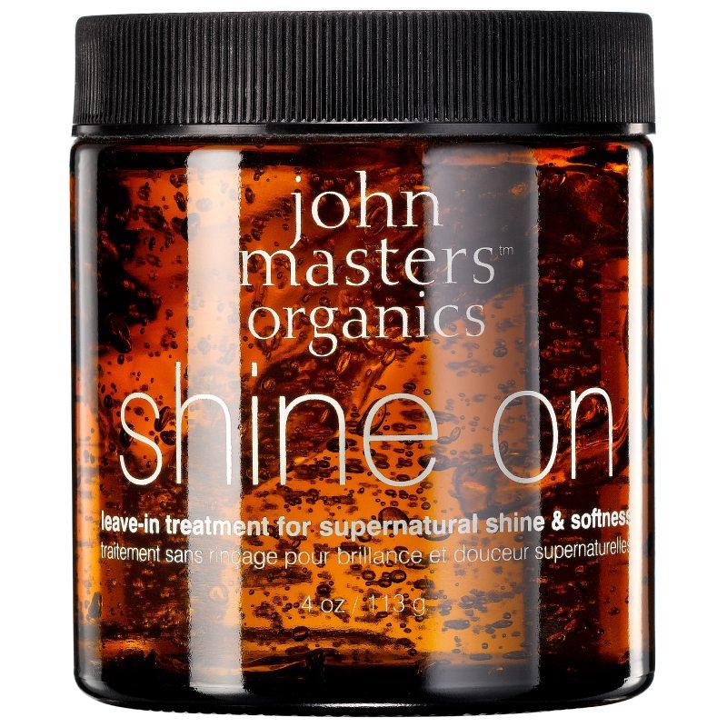 John Masters Shine On (113g) ryhmässä Hiustenhoito / Shampoot & hoitoaineet / Leave-in-hoitoaineet at Bangerhead.fi (B052278)