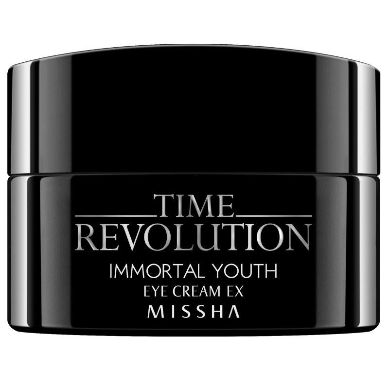 Missha Time Revolution Immortal Youth Eye Cream (25ml) i gruppen Hudpleie / K-Beauty Hudpleie / Øyekrem hos Bangerhead.no (B052597)