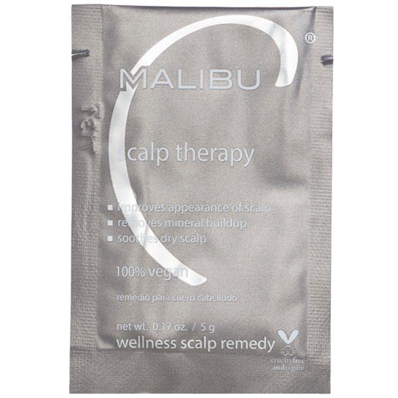 Malibu C Scalp Therapy Sachet (5g) ryhmässä Hiustenhoito / Hiusnaamiot ja hoitotuotteet / Hoitotiivisteet at Bangerhead.fi (B052638)