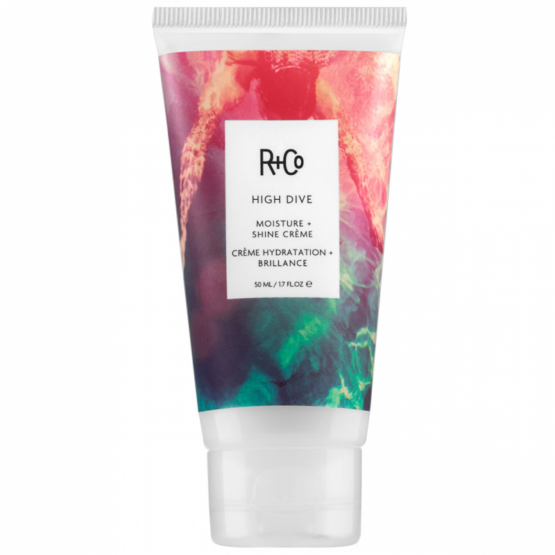 R+Co High Dive Moisture + Shine Creme (50ml)   i gruppen Hårpleie / Styling / Mousse hos Bangerhead.no (B052649)