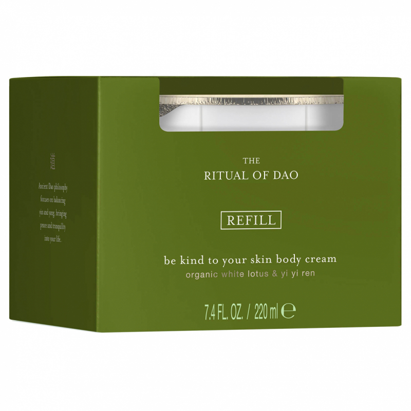 Rituals The Ritual of Dao Body Cream Refill (220ml) i gruppen Kroppspleie & spa / Fuktighet / Bodylotion hos Bangerhead.no (B052950)