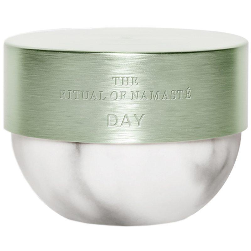 Rituals The Ritual of Namaste Calming Sensitive Day Cream (50ml) ryhmässä Ihonhoito / Kasvojen kosteutus / Päivävoiteet at Bangerhead.fi (B052958)
