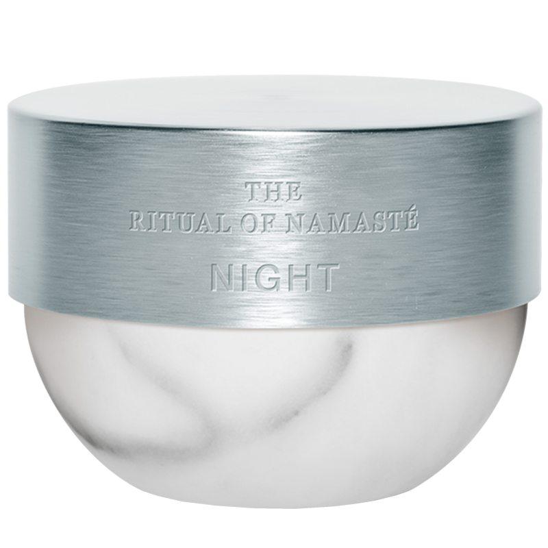 Rituals The Ritual of Namaste Hydrating Overnight Cream (50ml) ryhmässä Ihonhoito / Kasvojen kosteutus / Yövoiteet at Bangerhead.fi (B052972)