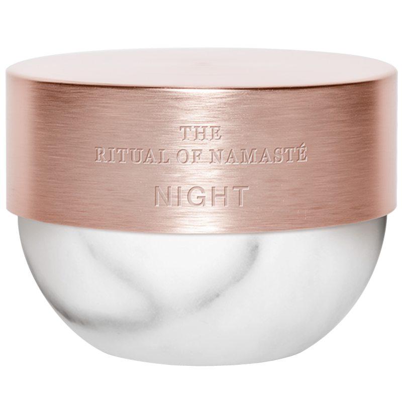 Rituals The Ritual of Namaste Radiance Anti-Aging Night Cream (50ml) i gruppen Editor's choice / Finn julegaver fra Rituals / Rituals-gaver til meg selv hos Bangerhead.no (B052979)