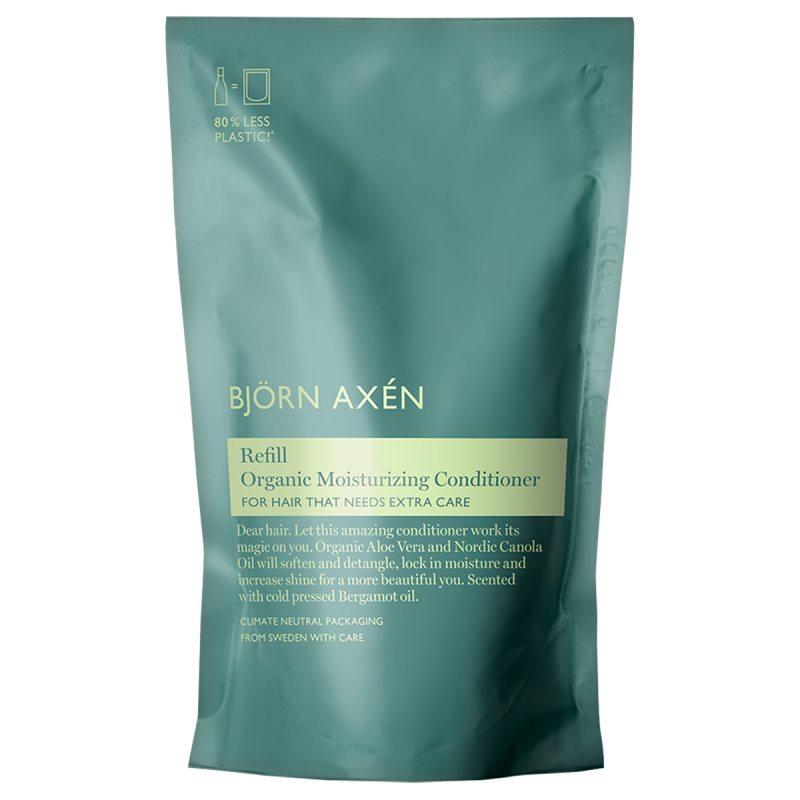 Björn Axén Refill Organic Moisturizing Conditioner (250ml) i gruppen Hårpleie / Shampoo & balsam / Balsam hos Bangerhead.no (B053002)