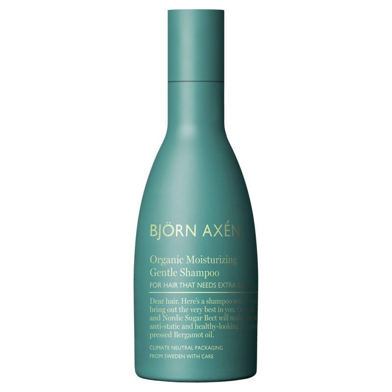 Björn Axén Organic Moisturizing Gentle Shampoo (250ml) i gruppen Hårpleie / Shampoo  / Shampoo hos Bangerhead.no (B053011)